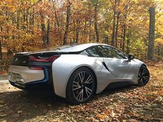 2015 BMW i8 sets everyone's tongues wagging in Northern Michigan