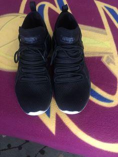 2834d6a902da Nike Jordan Men s Formula 23 Black Basketball Athletic Shoes 881465 010  Size 10  fashion