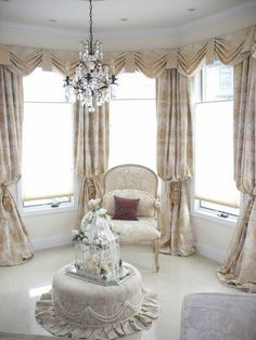 Decor your Bedroom,  Ideas with Curtains and Drapes.