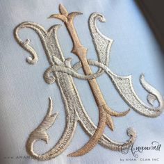 Interlocking K and J Monogram. Embroidery design for Embroidery Machines in 3 sizes. Embroidery Monogram Fonts, Embroidery Applique, Machine Embroidery Designs, Embroidery Machines, Embroidery Ideas, Monogram Stationary, B Monogram, Monogram Pillows, Simple Artwork