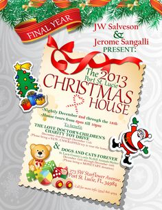 The 2013 Port Saint Lucie Christmas House | Indiegogo