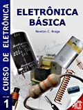 Eletrônica Básica eBook by Newton C. Electronic Circuit Projects, Electronic Engineering, Electrical Engineering, Electronics Components, Electronics Projects, Basic Electrical Wiring, Electronic Schematics, Electrical Installation, Weird Science