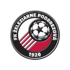 FK Zeleziarne Podbrezova , football / soccer logo , Slovakia