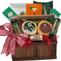 Art of Appreciation Gift Baskets Meat and Cheese Lovers Tote with Smoked Salmo… – Sausage Cheese Gift Baskets, Cheese Gifts, Holiday Gift Baskets, Gourmet Gift Baskets, Holiday Gifts, Christmas Gifts, Gourmet Candy, Gourmet Food Gifts, Gourmet Recipes
