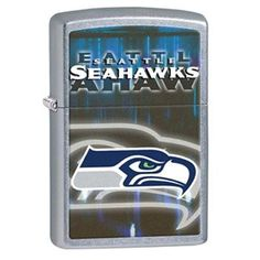 NFL Seahawks Lighter - Zippo Manufacturing - 28611