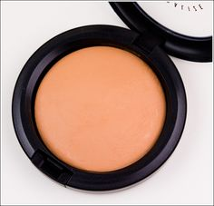 MAC give me sun! mineralize skinfinish natural... this stuff is a great bronzer, and blush for natural but pronounced beauty...