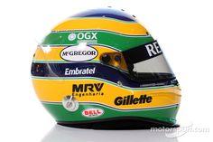 Bruno Senna 2012