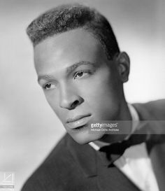 R&B singer Marvin Gaye poses for a portrait in circa 1964 in New York City, New York.