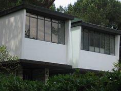Leonardo Ricci, Villa Mann Borgese a Forte dei Marmi (1957 – 1958)