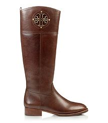 Womens Riding Boots & Ankle Boots : Womens Designer Shoes | TORY BURCH