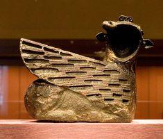 EvgenyGenkin's photograph of a part of a Urartian throne. @Jess Pearl Liu zheng.wikipedia.org