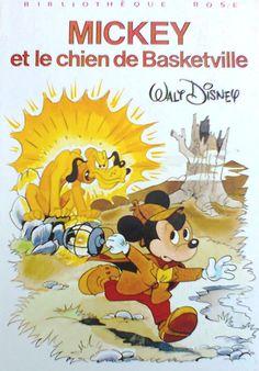 Ma chronique de 'Mickey et le chien de Basketville'