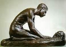 Sculpture by Harlem Renaissance artist Augusta Savage. African American Artist, American Artists, Augusta Savage, Harlem Renaissance Artists, Art For Art Sake, Religious Art, Black Art, Sculpture Art, Sculpture Ideas