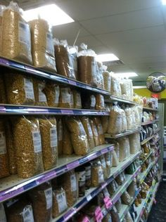 Bulk-N-Natural Foods. In Sarasota florida's Amish district. Pinecraft