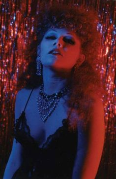 Poison Ivy. THE CRAMPS