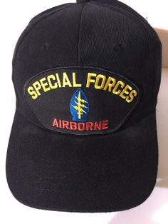 b881d5d77055a Special Forces Airborne Baseball Cap US Army Made in USA  fashion  clothing   shoes  accessories  mensaccessories  hats (ebay link)