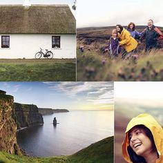 🍀 Irland 🍀 In Irland findest du die pulsierendsten Städte Europas, wie Dublin und Cork, die voll von jungen Leuten, musikalischen Events und Modeboutiquen sind. Es ist auch ein wunderschönes Land, mit grünen Hügeln, altertümlichen Schlössern und atemberaubenden Meereslandschaften. In diesem Land kannst du nachmittags reiten gehen oder abends in einem Pub tanzen und singen. #efiamswiss #efexchangeyear #efirishpride #irland #dublin #austauschjahr Dublin, High School, Events, Photo And Video, Videos, Instagram, Funny People, Ireland, City