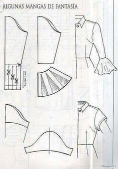 All Things Sewing and Pattern Making Sewing Tutorials, Sewing Crafts, Sewing Projects, Sewing Hacks, Techniques Couture, Sewing Techniques, Pattern Cutting, Pattern Making, Dress Sewing Patterns