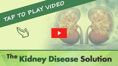 """All Natural Step-by-Step Program, reverse chronic kidney disease and improve kidney function - Even If You Are On Dialysis or """"End Stage Renal Failure"""". Cali, Improve Kidney Function, Kidney Health, Kidney Foods, Kidney Recipes, Stress Management Techniques, Renal Diet, Kidney Cleanse, Chronic Kidney Disease"""