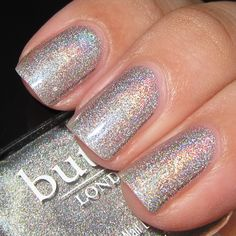 DodgyBarnett//Butter London//3 Free Nail Lacquer