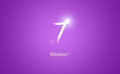 Download Windows 7 Purple wallpaper HD Widescreen Wallpaper from the above resolutions. If you don't find the exact resolution you are looking for, then go for Original or higher resolution which may fits perfect to your desktop.