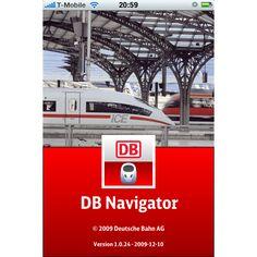 DB Navigator – Navigation im öffentlichen Personennahverkehr