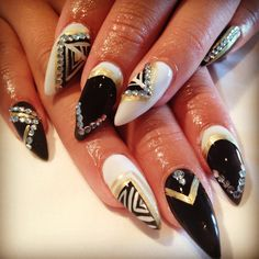All nails and Gel extensions and nail art done by Classy Claws.  Instagram: classyclaws  Facebook: www.facebook.com/b.classyclaws