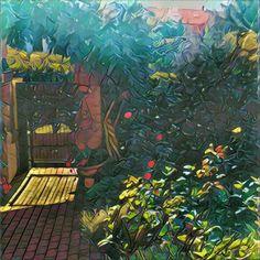 Non è facile avere un bel giardino: è difficile come governare un regno. (Cit. Hermann Hesse)