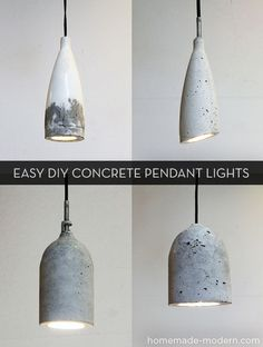 Concrete lightsss