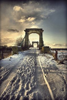 Horkstow bridge N. Lincolnshire U.K. via flickr
