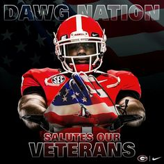 Dawg Nation - Salutes Our Veterans