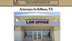 The attorneys at Seigman, Starritt-Burnett & Sinkfield, PLLC, provides legal presentation of clients in Killeen, TX. The attorneys possess extensive knowledge in family law, criminal law, personal injury and general practice. They assist all their clients in Killeen in getting the deserved settlement and justice. To schedule an appointment with the attorneys, visit : http://www.killeenattorneys.com