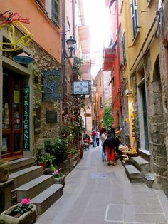 On & Off Road Travels with Pat & Alan: Our Trip to Italy - More of the Cinque Terre
