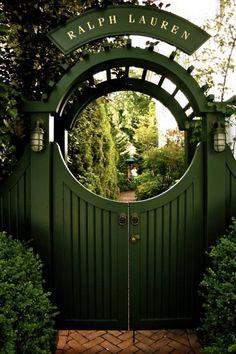 Ralph Lauren Garden Gate