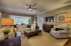 Retirement Communities in Bluffton/Hilton Head, SC | Dunwoody Way Floor plan | Del Webb homes