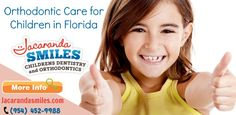 Orthodontic Treatment for kids in Florida