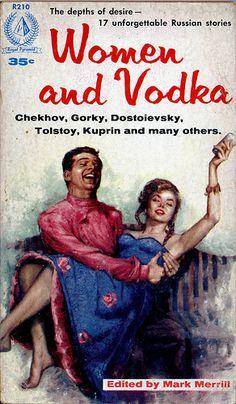 Women and Vodka.  photo by Pyramid 210 _ Lou Marchetti _