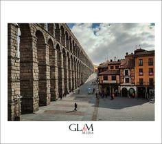 Segovia aqeueduct by www,glamartmedia.com
