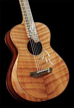 CROW HILL La Morena | Six-String Acoustic Guitar