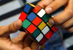 1980: Ideal Toy Corp. introduces the Rubik's Cube