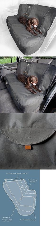 Other Dog Supplies 11286: Kurgo Waterproof Extended Width Dog Car Bench Seat Cover For Trucks And Suvs, - -> BUY IT NOW ONLY: $54.83 on eBay!