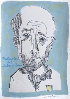 Reductio Ad Absurdum by Gabriel Böhmer