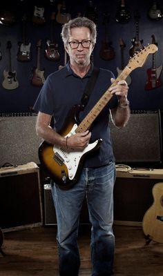 Eric Clapton. A timeless inspiration http://www.dwaynesguitarlessons.com