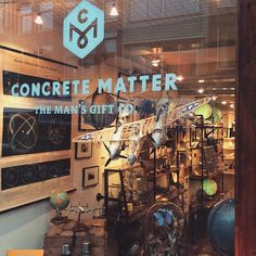 Concrete Matter in Amsterdam, Noord-Holland