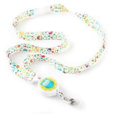 Happy Ribbon Lanyard