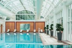 The Four Seasons Spa With Indoor Swimming Pool