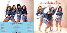 Mundo de Som - capas de Vinil em alta Resolução: A Patotinha - 1987
