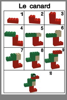 23 Clever DIY Christmas Decoration Ideas By Crafty Panda Fine Motor Activities For Kids, Art Therapy Activities, Preschool Activities, Lego Basic, Lego Duplo, Lego Therapy, Kids Therapy, Modele Lego, Lego Memes