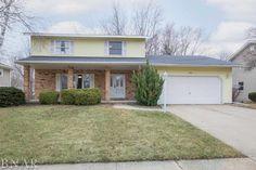 For sale $169,900. 2804 Phillip Place, Bloomington, IL 61704