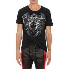 Balmain Mirror-Chieftain T-shirt